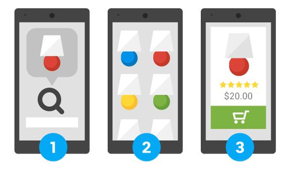 Přes chytré telefony a tablety dnes surfuje po internetu více než polovina uživatelů