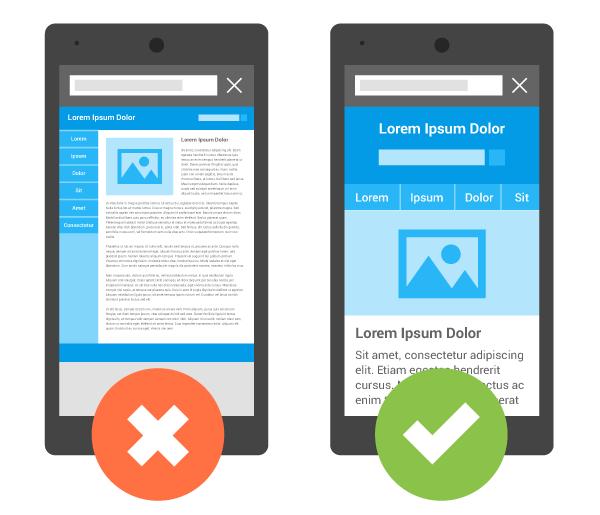 test responzivního webu pro mobilní zařízení